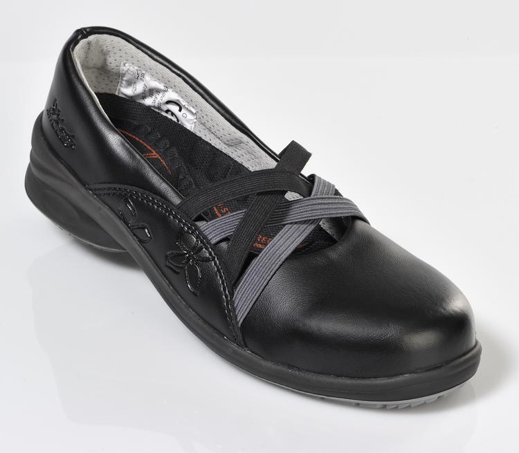 super populaire 06248 63222 Ballerine cuir pleine fleur / M12 - Chaussures Agro Avec ...
